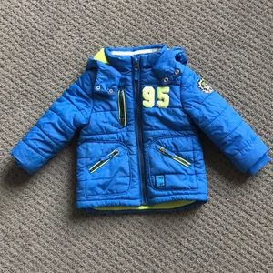 OshKosh B'gosh boys winter coat size 2T